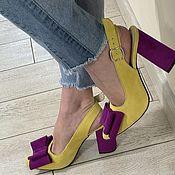 Обувь ручной работы handmade. Livemaster - original item Sandals: work to order.. Handmade.