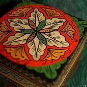 """Для дома и интерьера ручной работы. Ярмарка Мастеров - ручная работа Шкатулка """"Византия"""". Handmade."""
