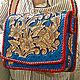 Order Women's leather bag 'Portfolio A4' - color. schwanzchen. Livemaster. . Brief case Фото №3