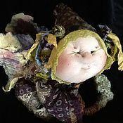 """Куклы и игрушки ручной работы. Ярмарка Мастеров - ручная работа кукла"""" всегда рядом"""". Handmade."""
