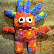 Куклы и игрушки ручной работы. Ярмарка Мастеров - ручная работа Чудик Зубастик. Handmade.