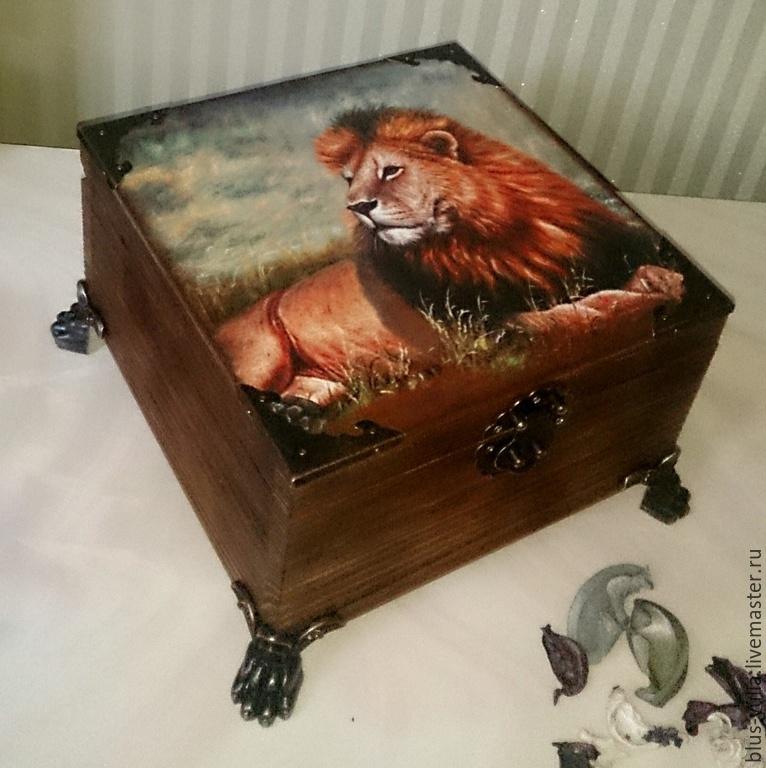 Подарок для мужчины Льва 60
