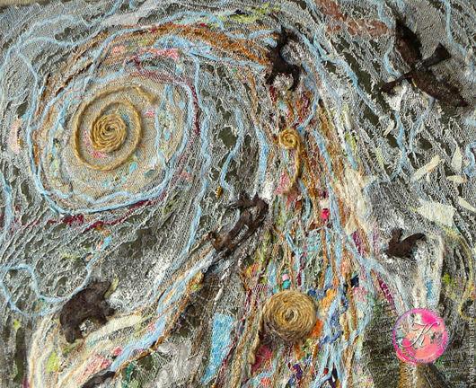 """Фантазийные сюжеты ручной работы. Ярмарка Мастеров - ручная работа. Купить """"Сказки бабушки Аннэ"""". Handmade. Комбинированный, текстиль"""