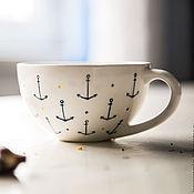 Посуда handmade. Livemaster - original item Jung. Cup handmade ceramics. Handmade.