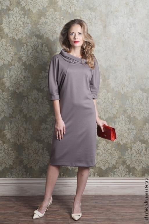 Dresses handmade. Livemaster - handmade. Buy Dress Amalia 4181125.Dress, dress for girls, dress for the office