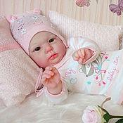 Куклы и игрушки ручной работы. Ярмарка Мастеров - ручная работа Кукла реборн Кристалл. Handmade.