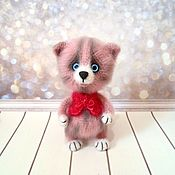 Куклы и игрушки handmade. Livemaster - original item Cat Meow. Handmade.