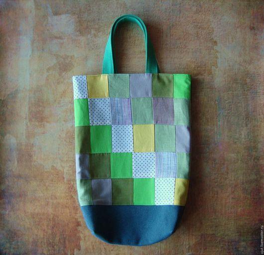 Сумки и аксессуары ручной работы. Ярмарка Мастеров - ручная работа. Купить Лоскутная сумка, нужный подарок девочке девушке женщине. Handmade.