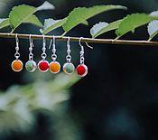 Украшения ручной работы. Ярмарка Мастеров - ручная работа Серьги bonbons. Handmade.