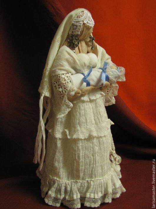 Куклы Ларисы Токаревой