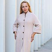 """Одежда ручной работы. Ярмарка Мастеров - ручная работа Демисезонное пальто """"Модница-2"""". Handmade."""