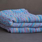 """Одежда ручной работы. Ярмарка Мастеров - ручная работа Слинг-шарф """"Фортуна"""" синий. Handmade."""
