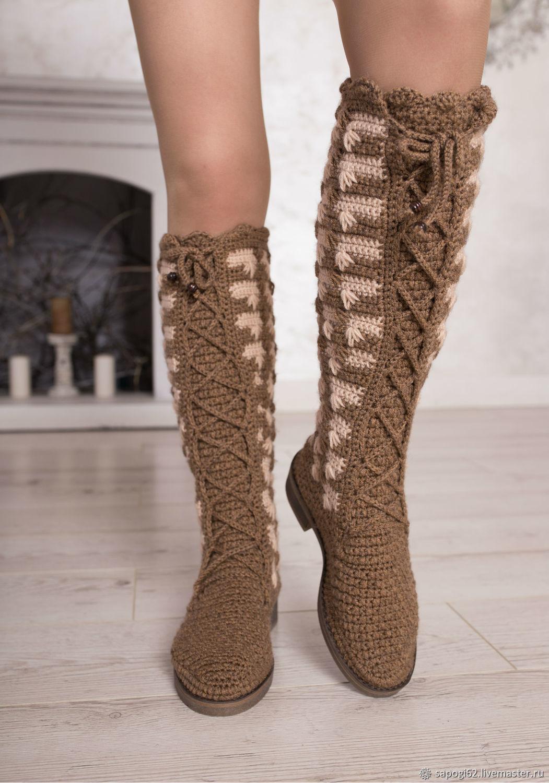 "Boots demi-season ""Anastasia"", High Boots, Ryazan,  Фото №1"