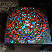 Для дома и интерьера handmade. Livemaster - original item custom. coffee table
