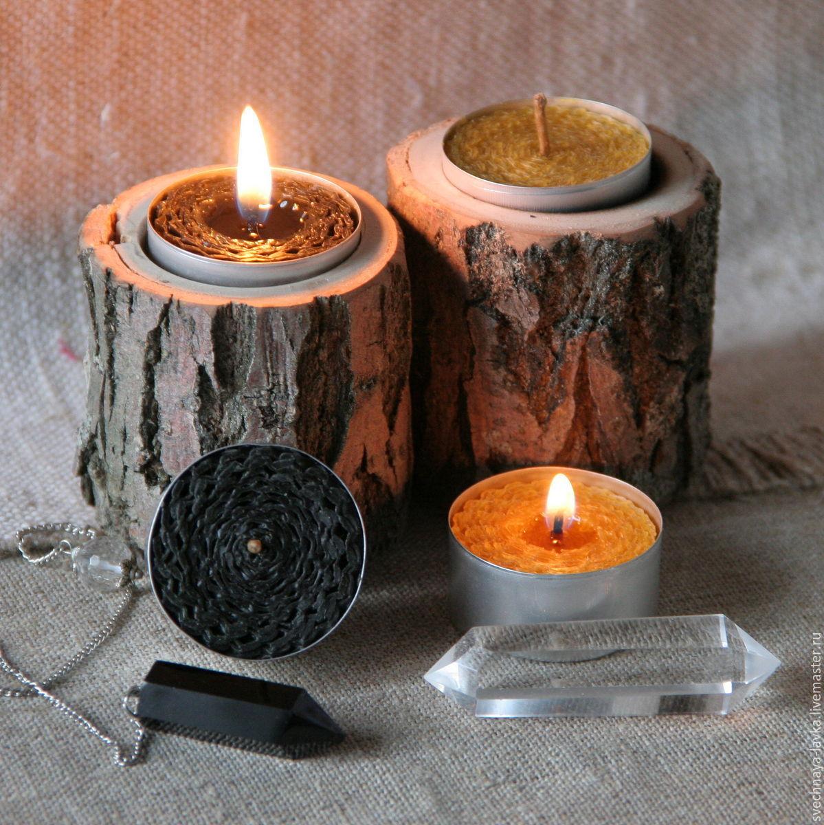 Как сделать свою фото на свечей