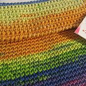Сумки и аксессуары handmade. Livemaster - original item HANDBAG PURSE for kids knitted (horizontal). Handmade.