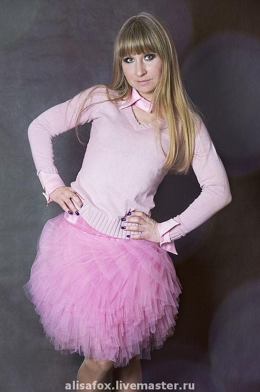 повседневная юбка- пачка из фатина\r\nразные цвета в наличии\r\n8 926 706 0998\r\nдоставка 300 р\r\nворотник и манжеты есть в моих работах