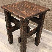 Stools handmade. Livemaster - original item stool. Handmade.