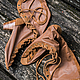 Обувь ручной работы. Сапоги летние из натуральной кожи и замши. Maria. Ярмарка Мастеров. Сапоги из кожи, обувь, ботинки женские