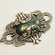 Украшения handmade. Livemaster - original item Suspension Veronika Labradorite. Handmade.