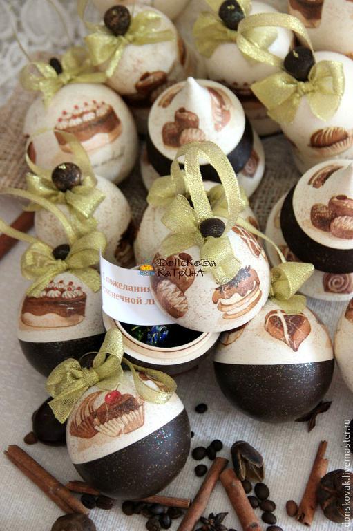 """Деревянные игрушки из коллекции """"Chocolate"""", Сувениры, Москва, Фото №1"""