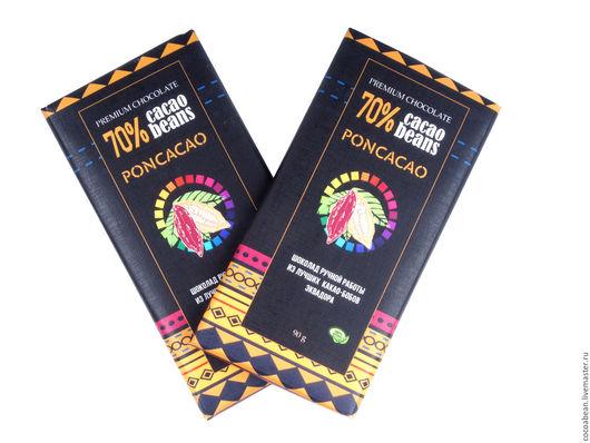 Ремесленный шоколад из лучших какао-бобов Эквадора!
