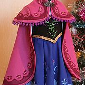 Одежда ручной работы. Ярмарка Мастеров - ручная работа Анна. Холодное сердце. Костюм на 1,5-2 года. Handmade.