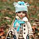 Коллекционные куклы ручной работы. Заказать Стася. YanaDolls. Ярмарка Мастеров. Кукла в подарок, кукла, проволочный каркас