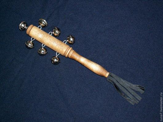 Ударные инструменты ручной работы. Ярмарка Мастеров - ручная работа. Купить Бубенцы. Handmade. Бубенцы, ударно-шумовой инструмент, сталь