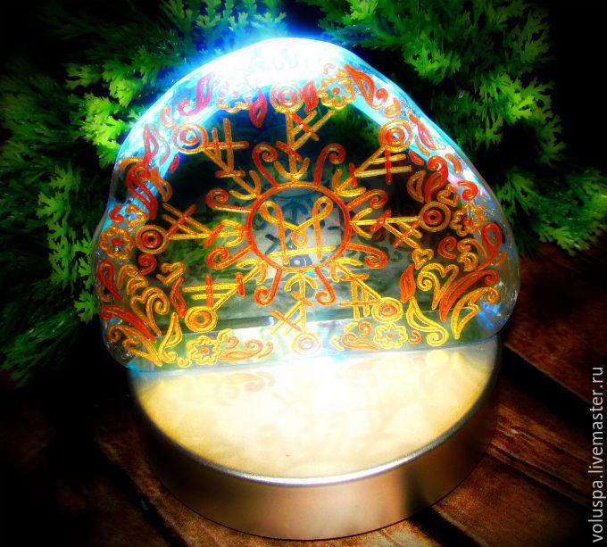 'Silver Mountain-Silver Mountain,'Stella-Crystal glyphs, Amulet, Sochi,  Фото №1