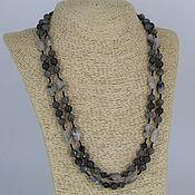 Украшения handmade. Livemaster - original item Necklace two-row