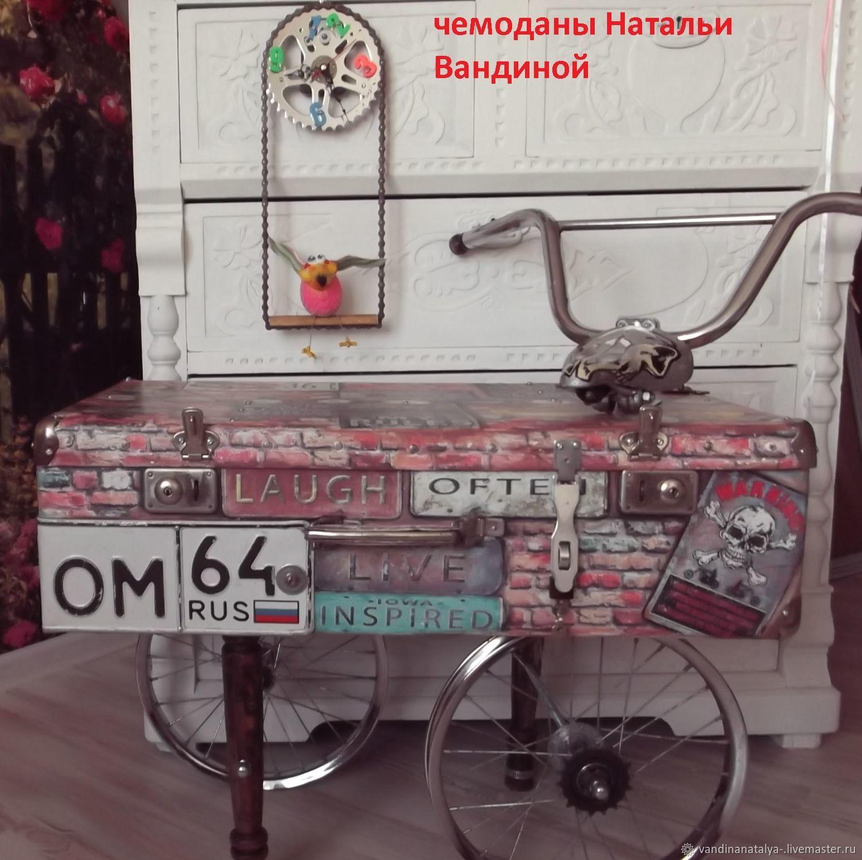 Чемодан- Гараж