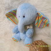 Куклы и игрушки ручной работы. Ярмарка Мастеров - ручная работа слон. Handmade.