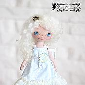 """Куклы и игрушки ручной работы. Ярмарка Мастеров - ручная работа игровая куколка """"Принцесска-малышка"""". Handmade."""