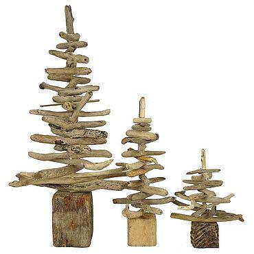Сувениры и подарки ручной работы. Ярмарка Мастеров - ручная работа Новогодняя ёлка Driftwood-Art (наборы для творчества). Handmade.