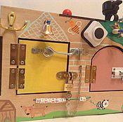 Куклы и игрушки handmade. Livemaster - original item Busybox. Handmade.