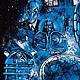 """Футболки, майки ручной работы. Футболка с ручной росписью """"Доктор Кто"""". Анна Агафонова. Ярмарка Мастеров. Рисунок на ткани"""