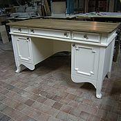 Для дома и интерьера handmade. Livemaster - original item 27. Desk. Handmade.