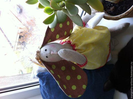 """Куклы Тильды ручной работы. Ярмарка Мастеров - ручная работа. Купить Тильда Зайчик """"хранитель сна"""". Handmade. Тильда кукла"""