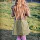 Одежда для девочек, ручной работы. Платье для девочки ретро горошки  хлопок. Camilla Reynolds. Ярмарка Мастеров. На День рождения