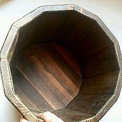 Для дома и интерьера ручной работы. Ярмарка Мастеров - ручная работа Чаша-кадушка. Handmade.