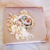 Канцелярские товары handmade. Livemaster - original item Wedding photo album