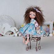 """Куклы и игрушки ручной работы. Ярмарка Мастеров - ручная работа Авторская кукла """"Мими"""". Handmade."""