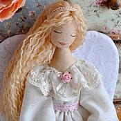"""Куклы и игрушки ручной работы. Ярмарка Мастеров - ручная работа Ангел """"На счастье"""". Handmade."""