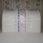 Свадебный салон ручной работы. Ярмарка Мастеров - ручная работа Свадебный сундучок для денег. Handmade.