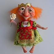 Куклы и игрушки ручной работы. Ярмарка Мастеров - ручная работа Принцесса.. Handmade.