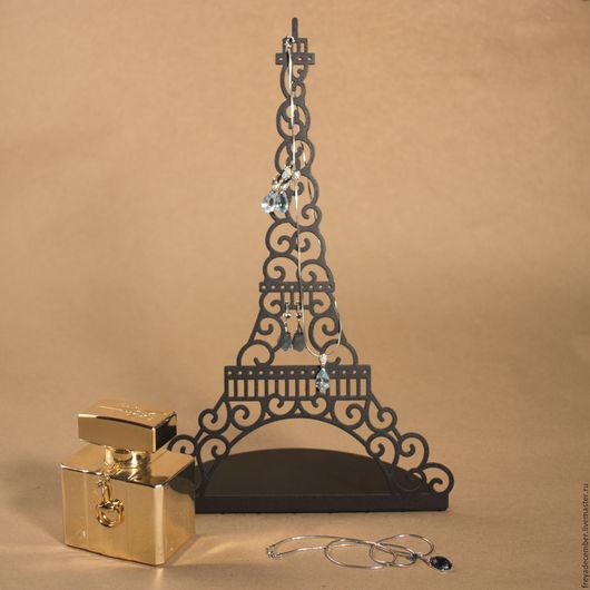 """Мебель ручной работы. Ярмарка Мастеров - ручная работа. Купить Большая подставка для украшений """"Париж"""". Без тарелочки для мелочей.. Handmade."""