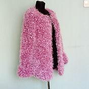 Одежда handmade. Livemaster - original item Rosy cardigan