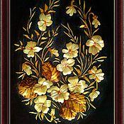 """Картины и панно ручной работы. Ярмарка Мастеров - ручная работа Экопанно """" Нежность"""". Handmade."""