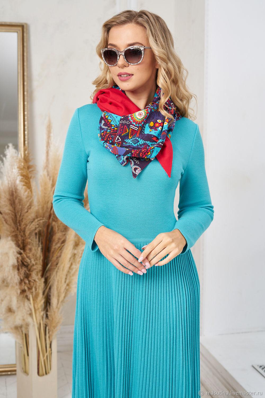 Handkerchief 'Amina' at a super price!!!, Shawls1, St. Petersburg,  Фото №1